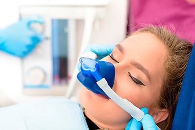 Tipos de Sedación consciente en el dentista